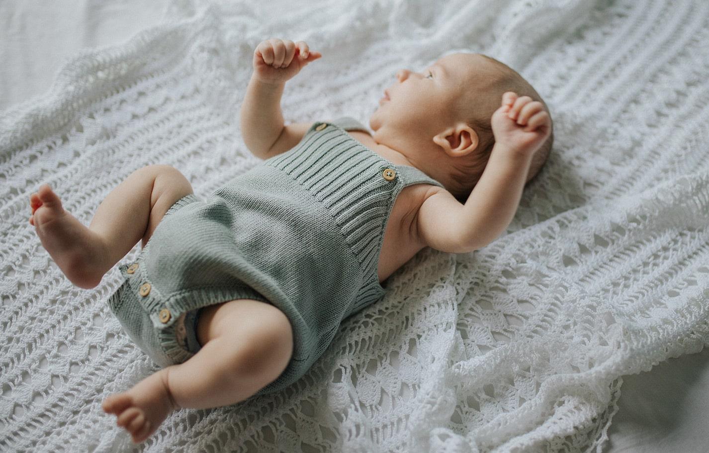 bebé fotografía