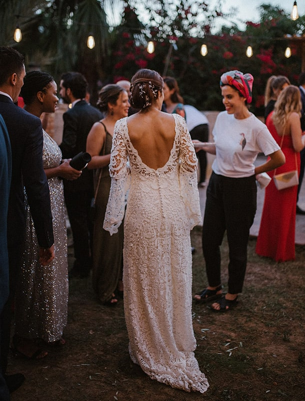 novia romántica Murcia