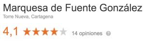 Opiniones Finca Murciana