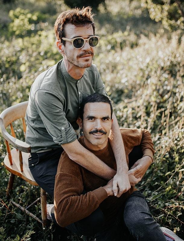 fotos de pareja gay