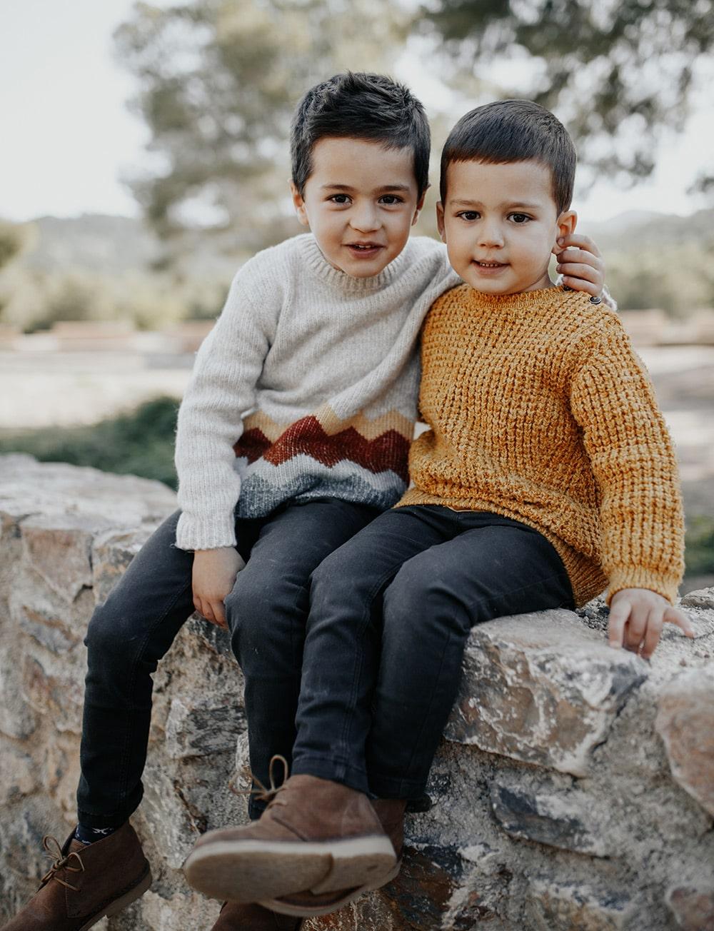 Fotografía infantil en Murcia