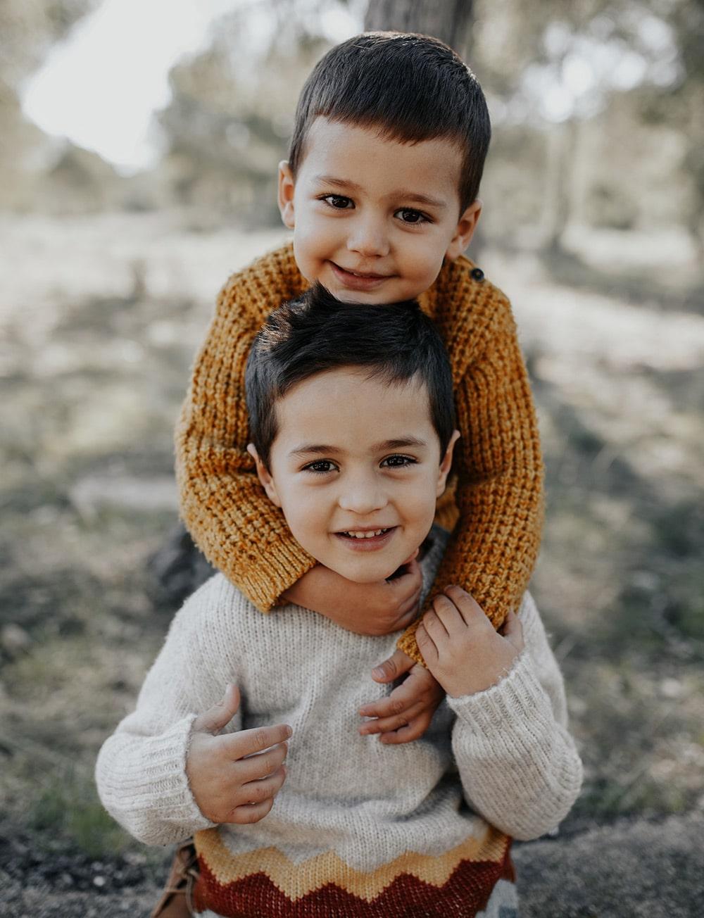 sesión de fotos infantiles Murcia