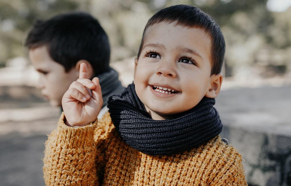 Retrato infantil Murcia