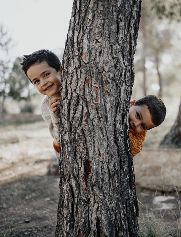 Fotografía de niños en Murcia