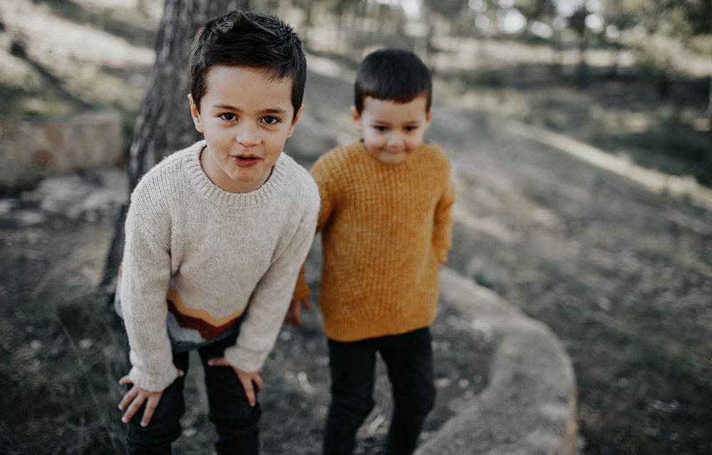 Reportaje infantil en Murcia