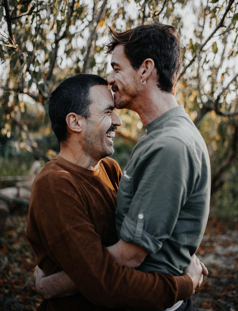 fotos pareja gay