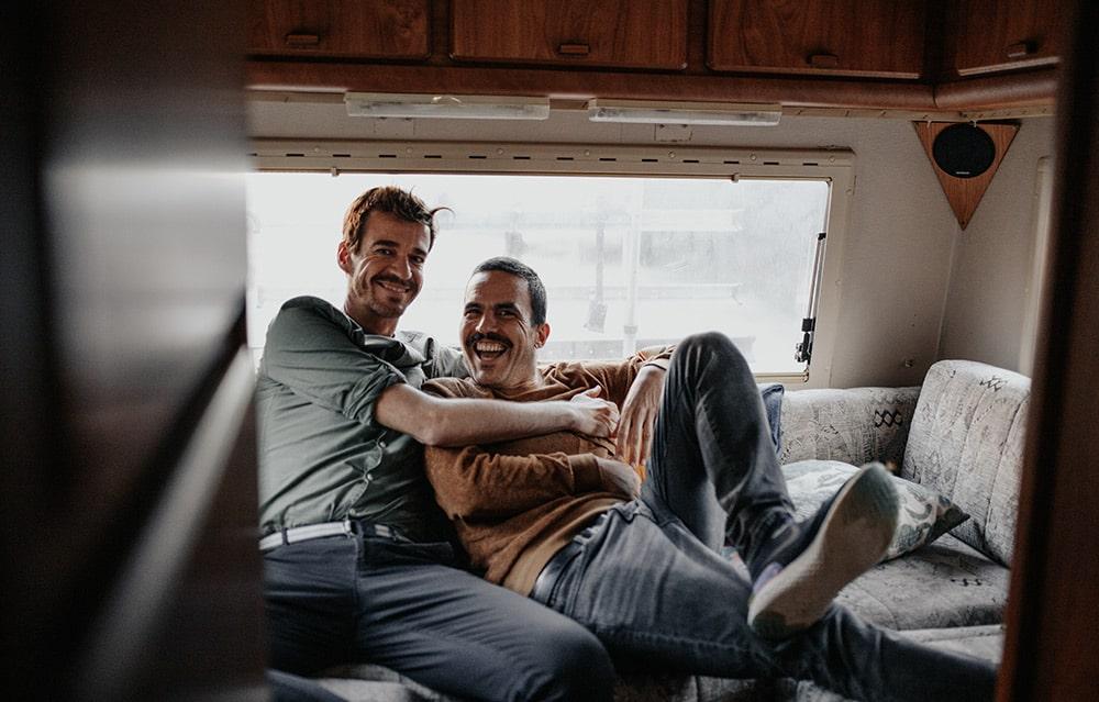 sesión preboda gay en Murcia