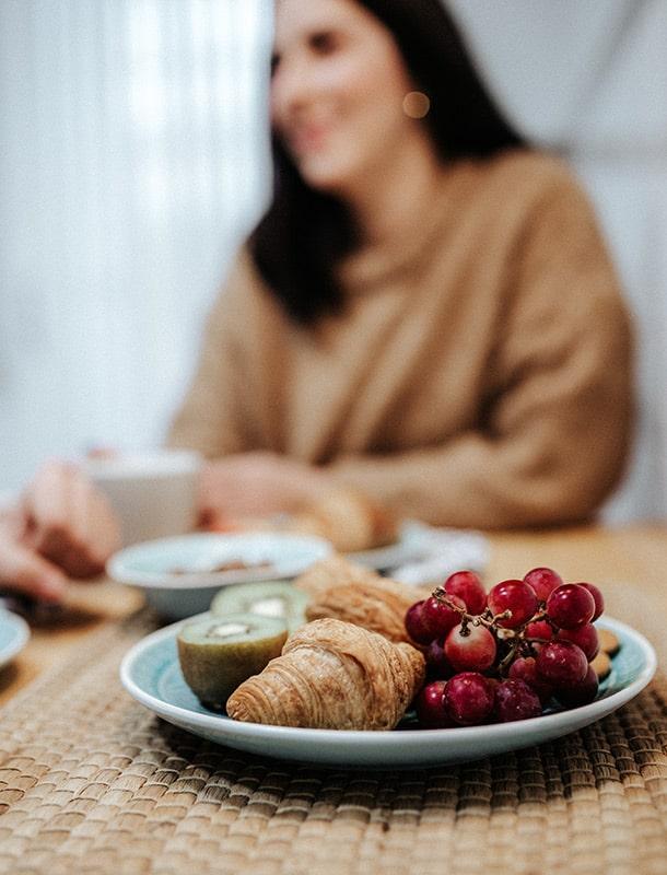 desayuno influencer