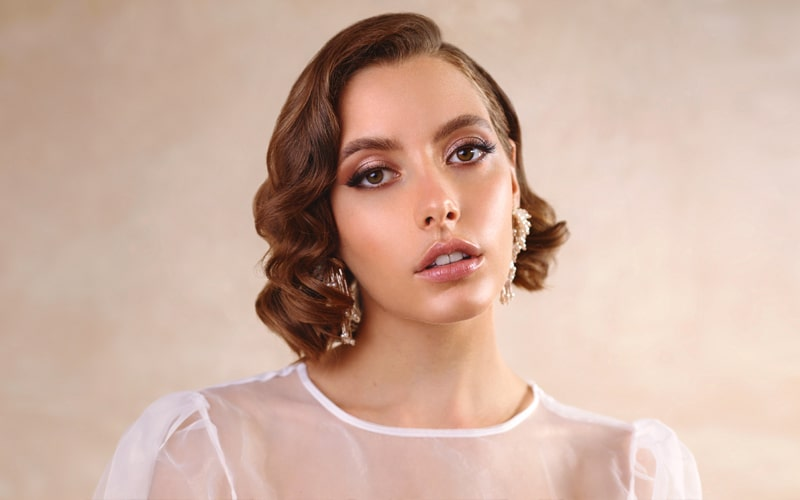Laura Fernández modelo