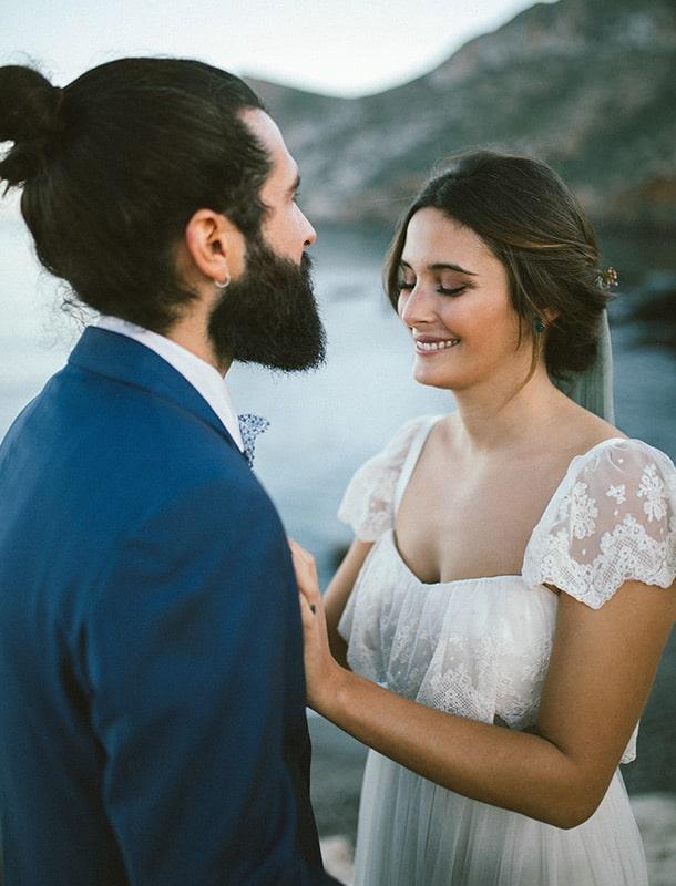 pareja novios Murcia