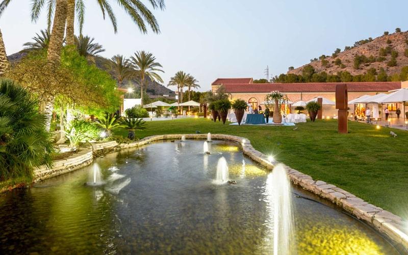 restaurantes para eventos en Murcia