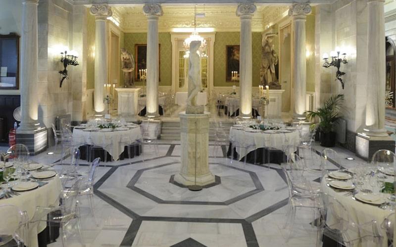 Restaurantes para celebraciones en Murcia