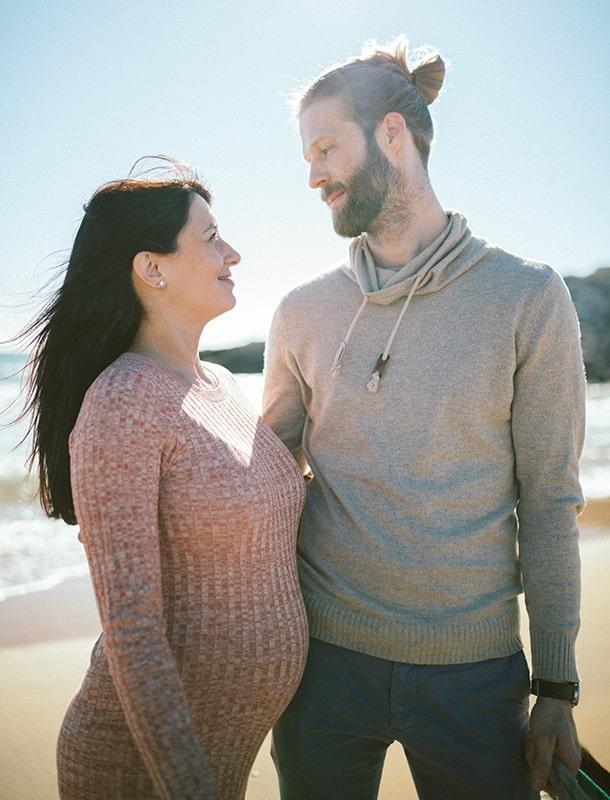 fotografía embarazo Murcia