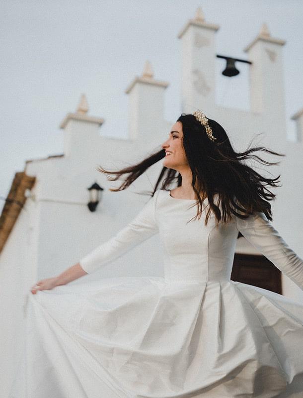 novia bailando Murcia