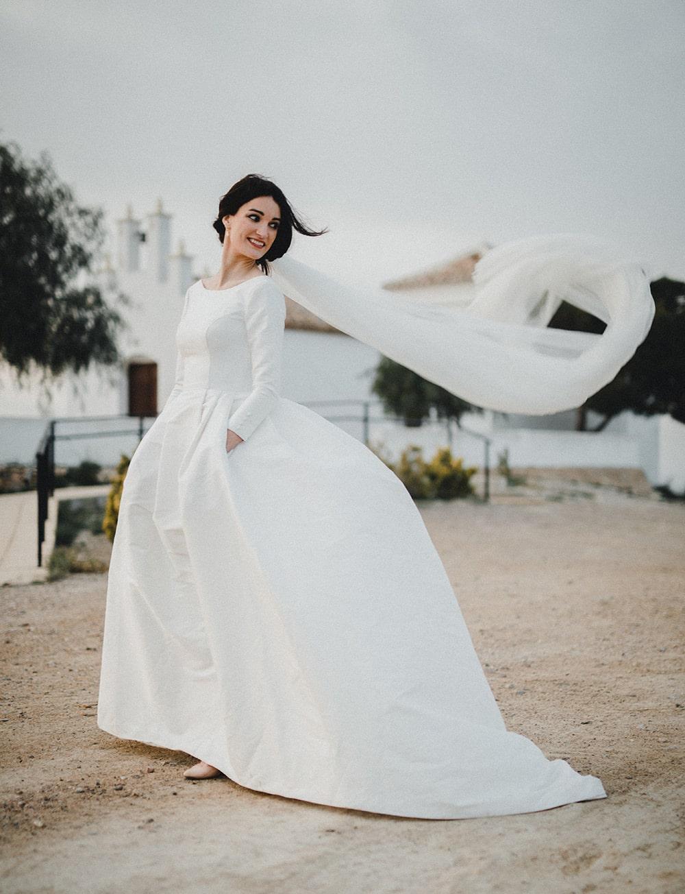 novia ermita Murcia