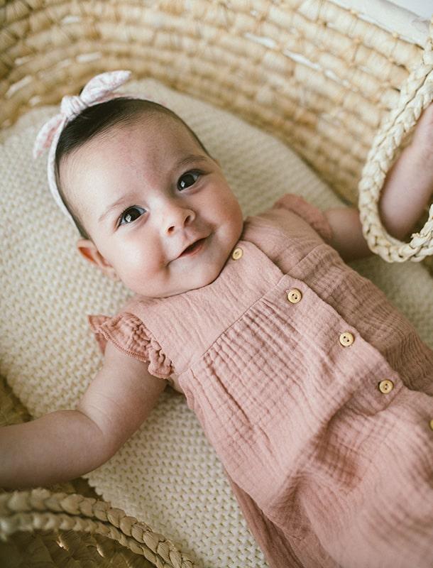 fotografía bebé en Murcia