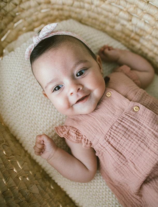 sesión fotográfica bebé