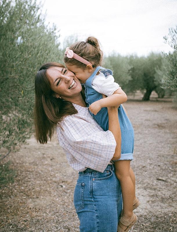 fotografía Murcia familia