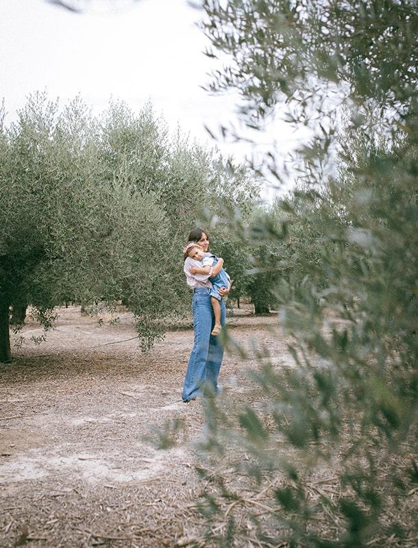 reportaje olivos Murcia